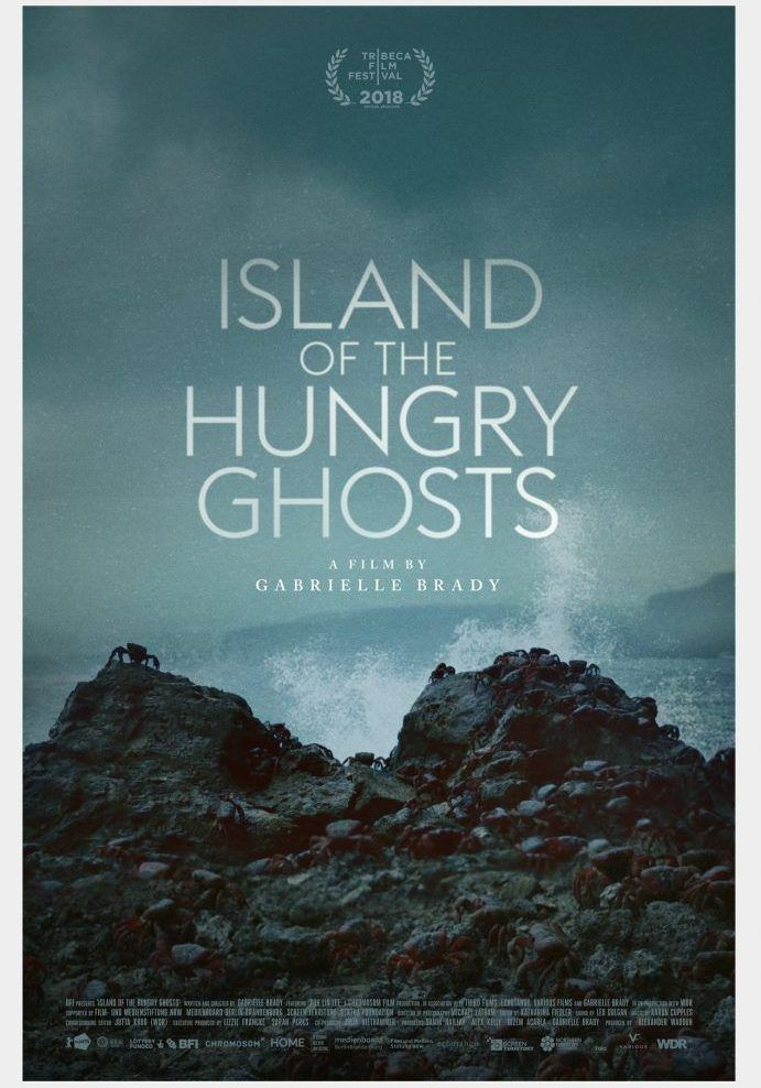 Island of the hungry ghost poster